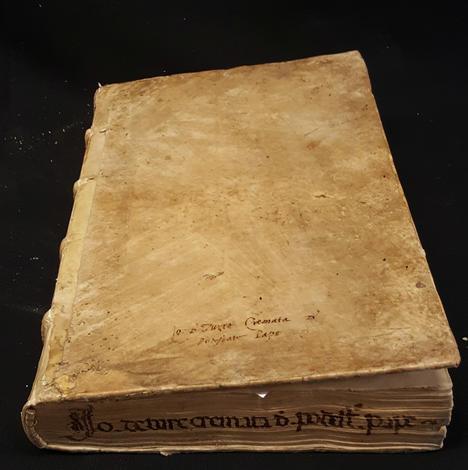 <strong>Summa de ecclesia contra impugnatores potestatis summi pontificis.</strong>