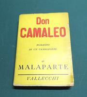 <strong>Don Camaleo. Romanzo di un camaleonte.</strong>