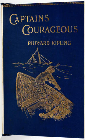 <strong>Captains courageous. A story of the Grand Banks</strong>