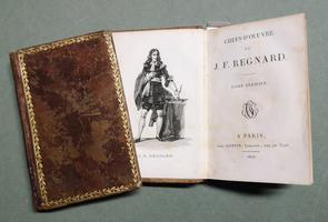 <strong>Chefs-d'Oeuvre de J.F. Regnard.</strong>