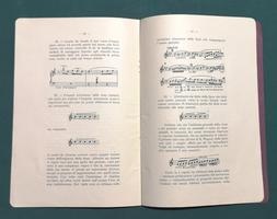 <strong>Della tecnica per l'esecuzione della musica sul pianoforte e sua interpretazione.</strong>