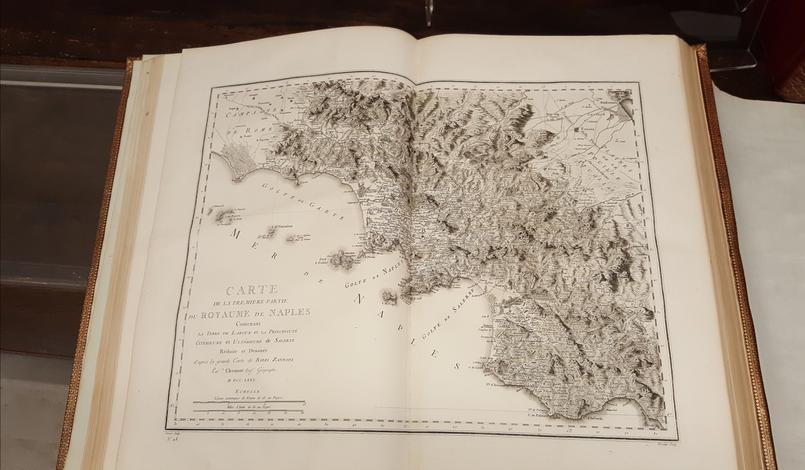 <strong>Voyage pittoresque ou Description des Royaumes de Naples et Sicile.</strong>