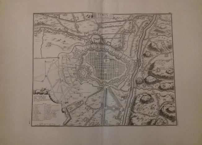 <strong>Turin et sa citadelle: attaques de Turin</strong>