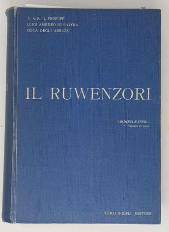 Il Ruwenzori: viaggio di esplorazione e prime ascensioni delle più alte vette nella catena nevosa