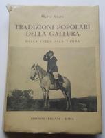 <strong>Tradizioni popolari della Gallura dalla culla alla tomba.</strong>