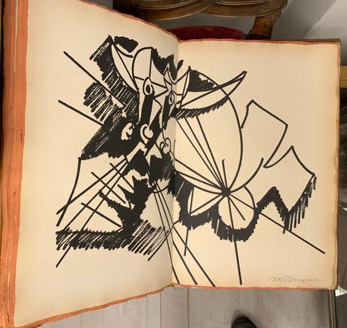 PETRONIUS ARBITER: . SATYRICON. Illustrato da incisioni originali di Umberto Mastroianni.
