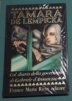 <strong>Tamara de Lempicka. Col diario di Aélis Mazoyer governante di Gabriele d'Annunzio.</strong>