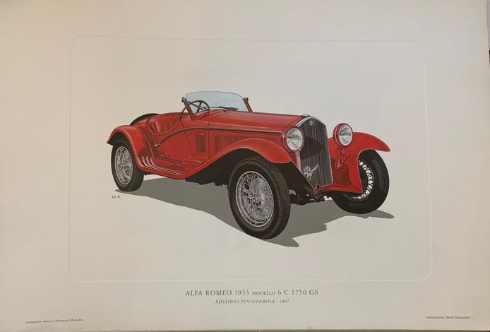 <strong>Automobili d'epoca.</strong>