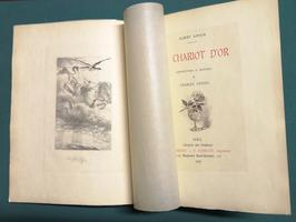 <strong>Le Chariot d'Or. Compositions et gravures de Charles Chessa.</strong>