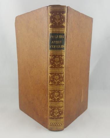 Artis veterinariae sive, Mulomedicinae libri quatuor.