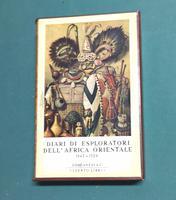 <strong>Diari di esploratori in Africa Orientale 1843-1829.</strong>N. 29 della collana ''I CENTO LIBRI DI LONGANESI''.