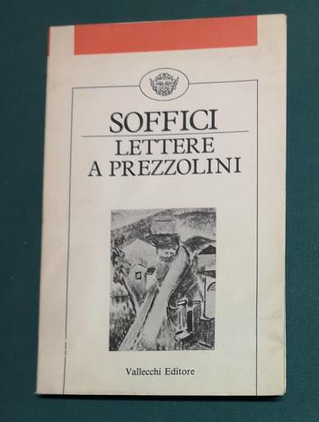 <strong>Lettere a Prezzolini 1908-1920.</strong>A cura di Annamaria Manetti Piccinini.
