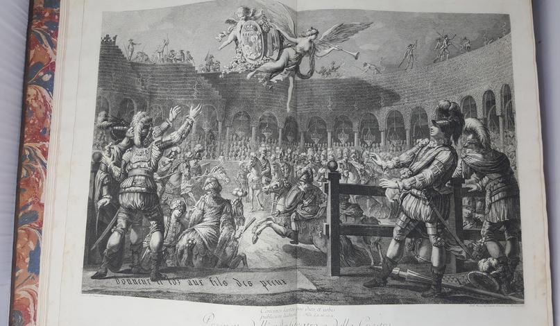 <strong>Raccolta di rami incisi in varie occasioni dalla Regio-Ducal Corte di Parma.</strong>