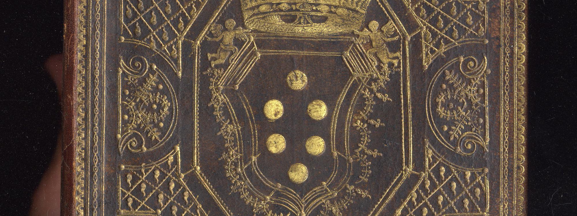 <strong>Descrizione delle feste fatte nelle reali nozze de' Serenissimi Principi di Toscana Cosimo De' Medici</strong>, e Maria Maddalena Arciduchessa d'Austria.