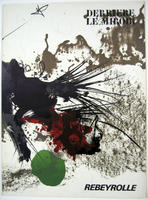 <strong>DERRIÈRE LE MIROIR. N° 177. 7 litografie originali di Paul Rebeyrolle.</strong>