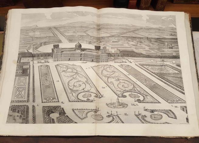 <strong>Dichiarazione dei disegni del Reale Palazzo di Caserta.</strong>