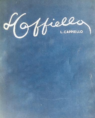 <strong>L. Cappiello sa vie et son oeuvre.</strong>