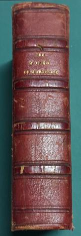 <strong>The works of Shakspeare, from the text of Johnson, Steevens, and Reed.</strong> With a biographical memoir and a variety of interesting matter, illustrative of his life and writings, by W. Harvey