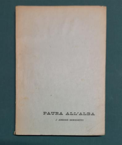 <strong>Paura all'alba.</strong>