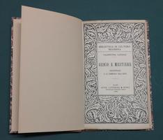 <strong>Genio e mestiere: Shakespeare e la Commedia dell'arte.</strong>