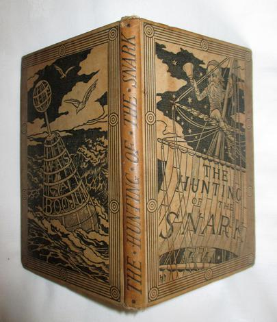 <strong>The Hunting of the Snark an Agony in Eight Fits.</strong> With nine illustrations by Henry Holiday.