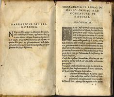 <strong>Paulo Orosio tradotto di latino in volgare per Giovanni Guerini da Lancizia novamente stampato.</strong>