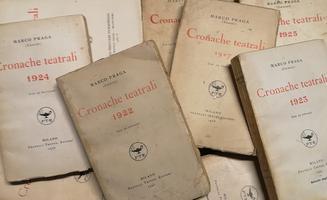 <strong>Cronache Teatrali 1919-1931. Con illustrazioni fuori testo.</strong>