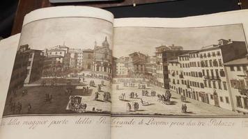 <strong>Collezione delle più belle vedute della città e porto di Livorno</strong>