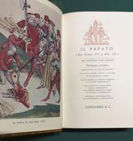 <strong>II Papato da Sisto V a Pio IX.</strong>N. 17 della collana ''I CENTO LIBRI DI LONGANESI''