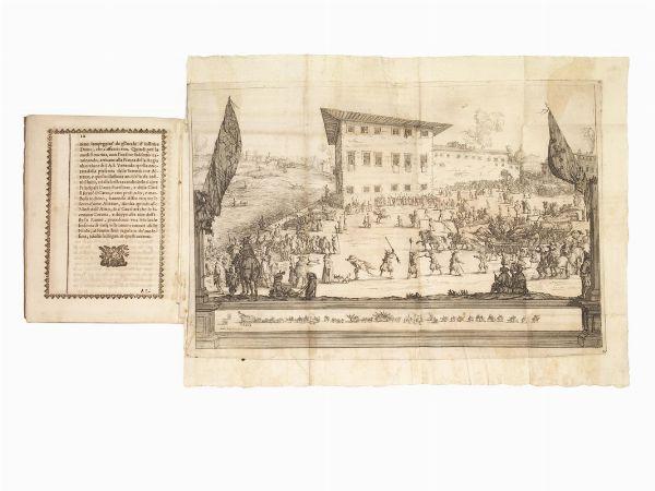 <strong>(Pisa) - Alfea reverente rappresentata nella seconda venuta della serenissima Vittoria della Rovere gran duchessa di Toscana in essa città</strong><br /><strong>l'anno 1639.</strong>