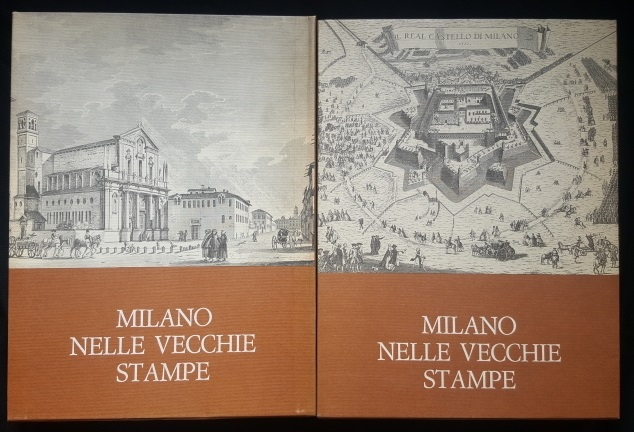 <strong>Milano nelle vecchie stampe</strong>