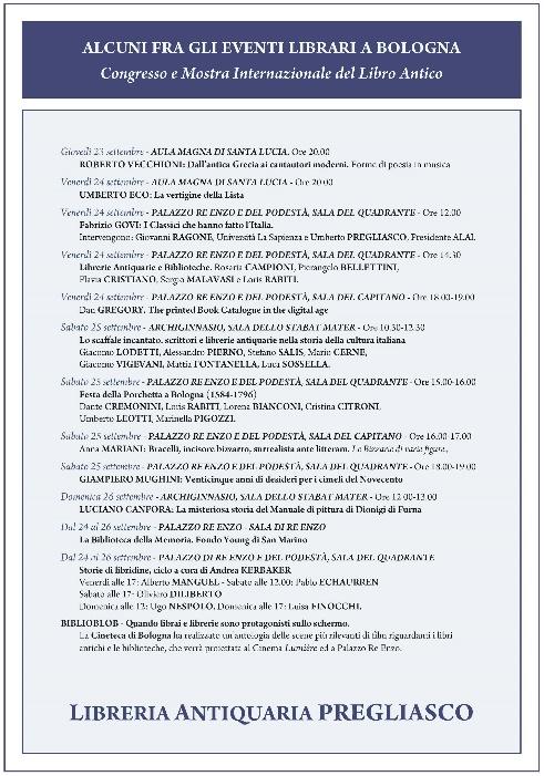 L' Associazione Librai Antiquari d'Italia