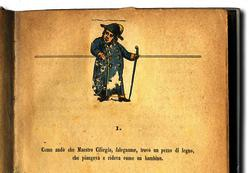 <strong>Le avventure di Pinocchio</strong>. Storia di un burattino.
