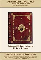 Catalogo Milano 2010