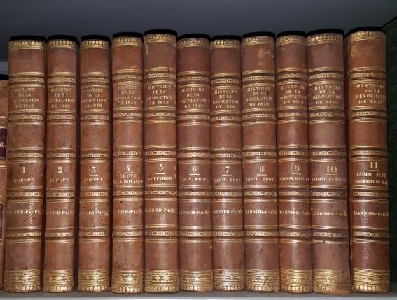 <strong>Histoire de la Révolution de 1848</strong>